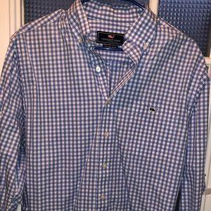 Vineyard Vines Tucker Shirt Men's Medium